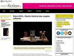 Destin théâtral des utopies urbaines