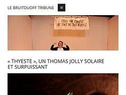 «Thyeste», un Thomas Jolly solaire et surpuissant