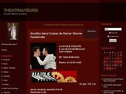 Gouttes dans l'océan de Rainer Werner Fassbinder