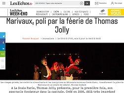 Marivaux, poli par la féerie de Thomas Jolly