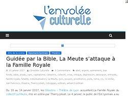 Guidée par la Bible, La Meute s'attaque à la Famille Royale