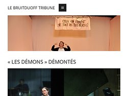 «Les Démons» démontés