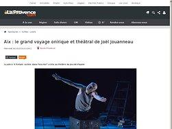 Le grand voyage onirique et théâtral de Joël Jouanneau