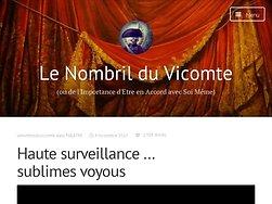 Haute surveillance …sublimes voyous