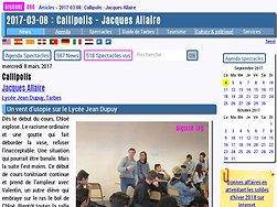 Un vent d'utopie sur le Lycée Jean Dupuy