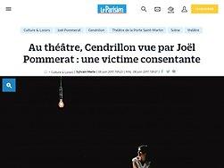 Cendrillon vue par Joël Pommerat : une victime consentante