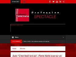 Avec ''C'est Noël tant pis'', Pierre Notte joue sur un comique par exaspération