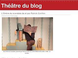 """""""L'Ombre du scarabée"""" un monde d'images et de mots"""