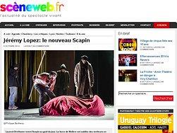 Jérémy Lopez: le nouveau Scapin