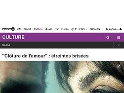 """""""Clôture de l'amour"""" : étreintes brisées"""