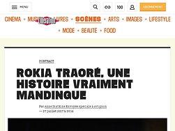 Rokia Traoré, une histoire vraiment mandingue