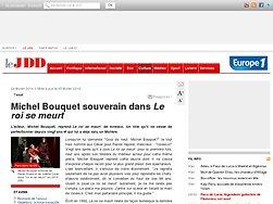 Michel Bouquet souverain