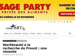 Warlikowski à la recherche de Proust : une réussite