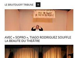 """Avec """"Sopro"""", Tiago Rodrigues souffle la beauté du théâtre"""