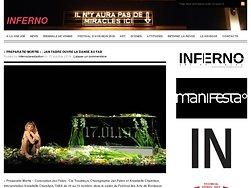 «Preparatio mortis» : Jan Fabre ouvre la danse au FAB