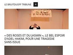 « Des Roses et du jasmin », le bel espoir d'Aden Hakim, pour une tragédie sans issue