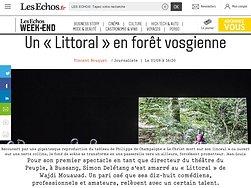 Un «Littoral» en forêt vosgienne
