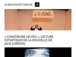 « Construire un feu », lecture esthétique de la puissante nouvelle de Jack London