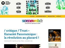 Trust - Karaoké Panoramique : la révolution au placard !