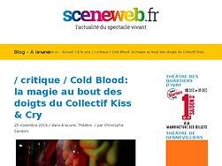 La magie au bout des doigts du Collectif Kiss & Cry