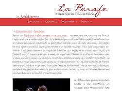 """""""Mélancolie(s)"""",  la vie à tout prix"""