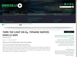 Tiphaine Raffier explore la dimension magique et performative de la politique.