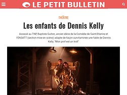 Les enfants de Dennis Kelly