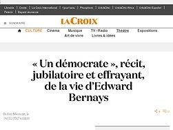 « Un démocrate », récit, jubilatoire et effrayant, de la vie d'Edward Bernays