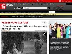 « Points de non-retour - Thiaroye », les blessures intimes de l'Histoire