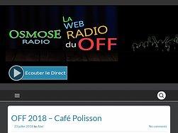 Café Polisson - Osmose Radio