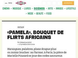 Bouquet de flirts africains