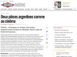 Deux pièces argentines comme au cinéma