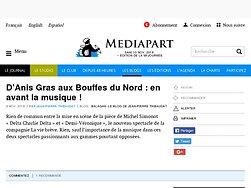D'Anis Gras aux Bouffes du Nord : en avant la musique !