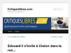 Edouard II s'invite à Chalon dans la rue…