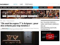 """""""Où sont les ogres ?"""" à Avignon : pour des enfants pas trop tendres !"""