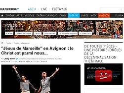 """""""Jésus de Marseille"""" en Avignon : le Christ est parmi nous..."""