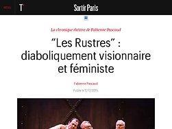 Diaboliquement visionnaire et féministe
