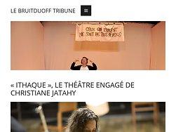 «Ithaque», le théâtre engagé de Christiane Jatahy