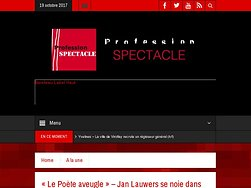 «Le Poète aveugle» – Jan Lauwers se noie dans des discours approximatifs