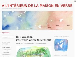 Re : Walden, contemplation numérique