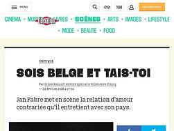 Sois belge et tais-toi