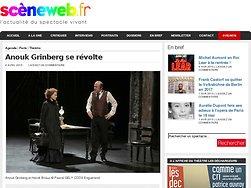 Anouk Grinberg se révolte-Adam