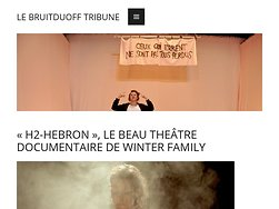 Le beau théâtre documentaire de Winter Family