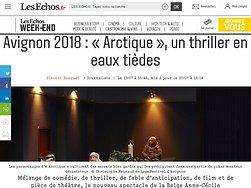 «Arctique», un thriller en eaux tièdes