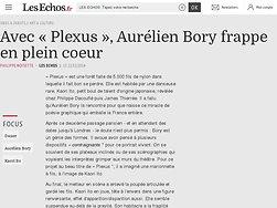 Avec « Plexus », Aurélien Bory frappe en plein coeur