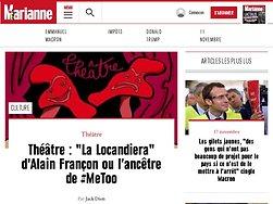 """""""La Locandiera"""" d'Alain Françon ou l'ancêtre de #MeToo"""