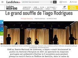 Le grand souffle de Tiago Rodrigues