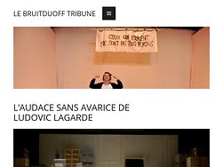 L'audace sans avarice de Ludovic Lagarde