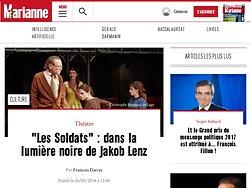 """""""Les Soldats"""" : dans la lumière noire de Jakob Lenz"""
