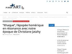 """""""Ithaque"""", l'épopée homérique en résonance avec notre époque de Christiane Jatahy"""